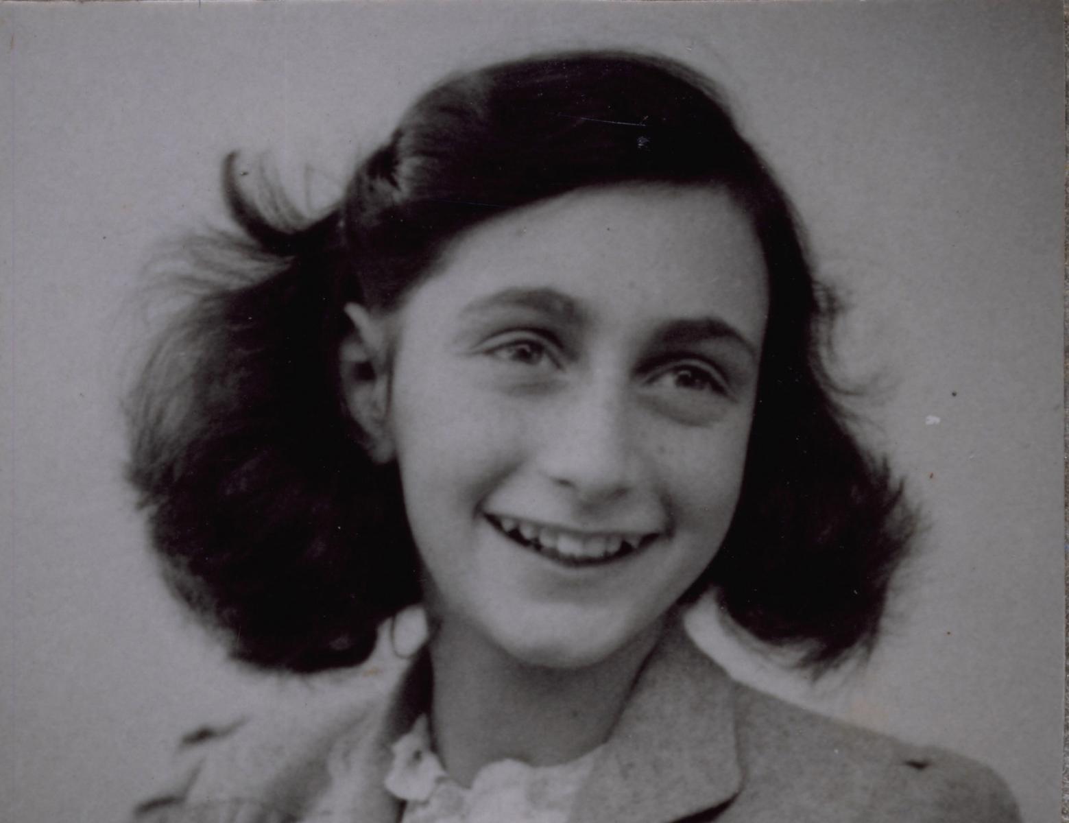 (c) Anne Frank Fond, Basel; Anne Frank Stichting, Amsterdam - anne_frank_crop