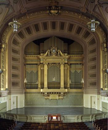 Woolsey organ photo by Robert A. Lisak