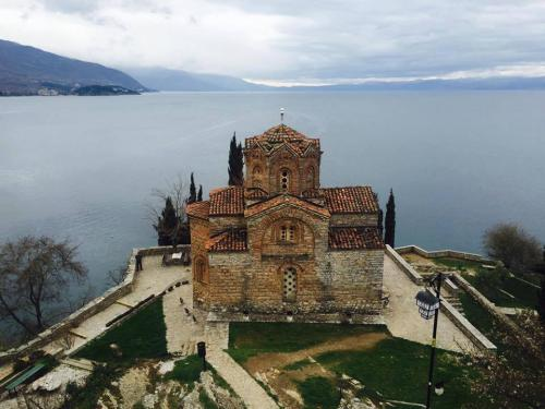 Church of St. John, Ohrid, Macedonia