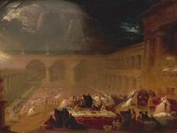 Belshazzar's feast image