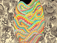 Marium Rana, Qalam series, detail