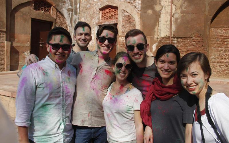 Festival of Color 3