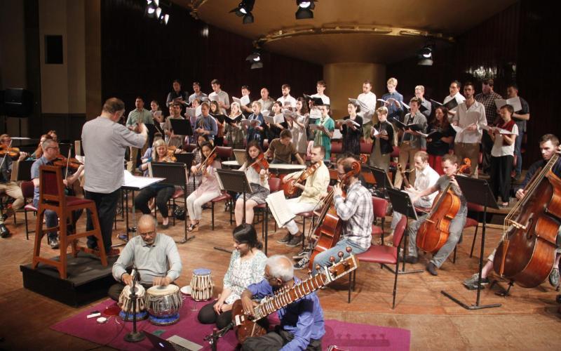 Tutti Rehearsal