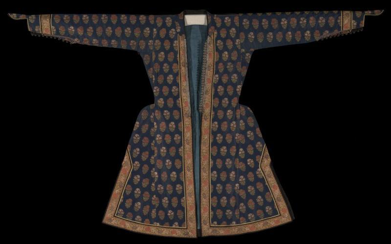 Coat, 18th century, Culture: Persian, Iranian, Islamic, Yale University Art Gallery