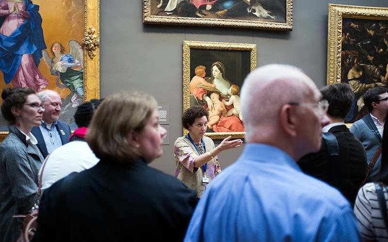 Metropolitan Museum or Art visit