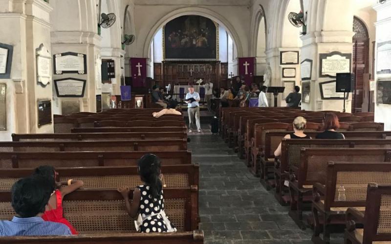 Saint Mary's Church, Chennai