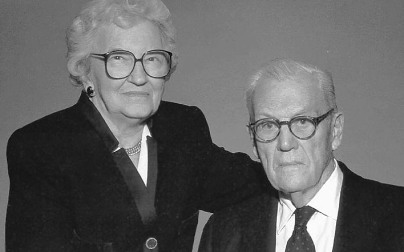 J. Irwin and Xenia Miller