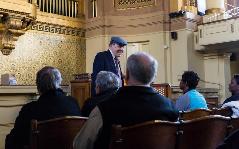 Thomas Murray introduces the Newberry Organ