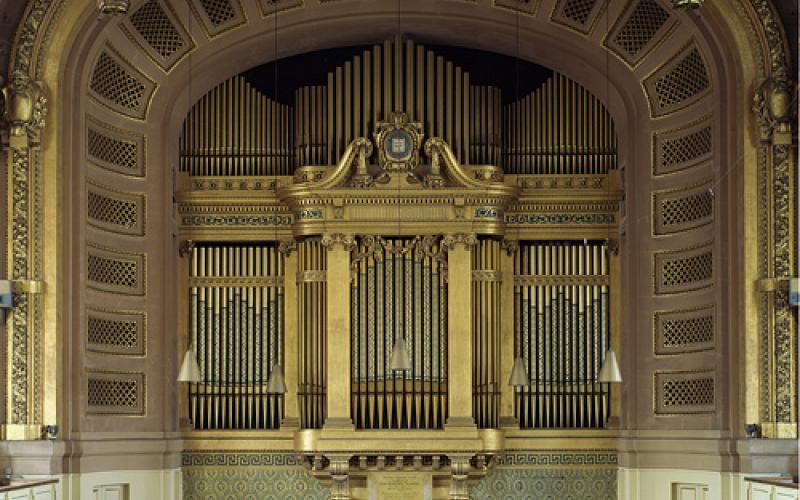Newberry Memorial Organ 1 by Robert Lisak