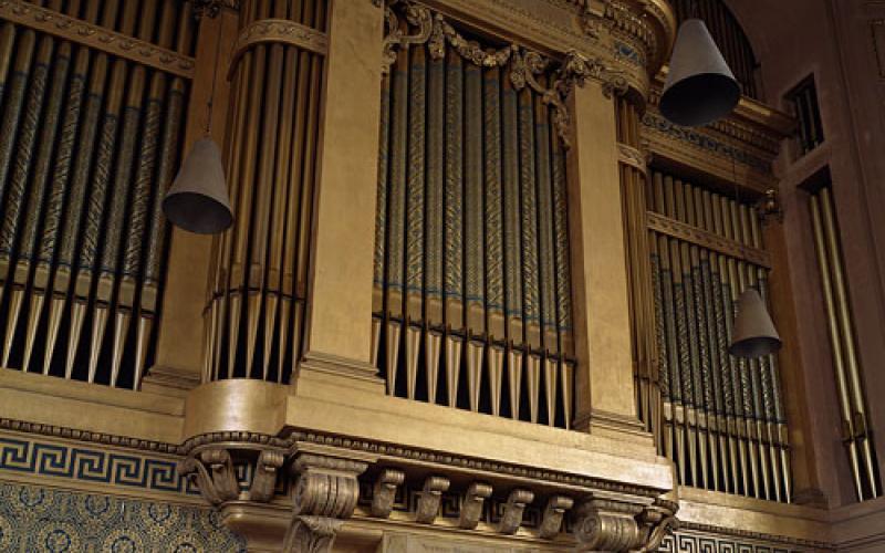 Newberry Memorial Organ 3 by Robert Lisak