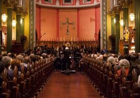 Schola Cantorum at St. Mary's Church