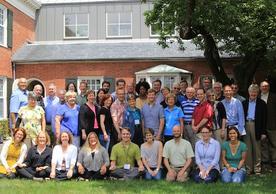 2014 Summer Seminar participants