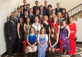 2013 ISM graduates