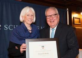 Marguerite L. Brooks and Dean Robert Blocker