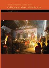 Colloquium Journal Cover Vol 3