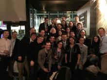 ISM alumni gather at the ACDA convention