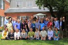 2014 Congregations Project participants