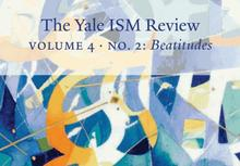 Yale ISM Review Volume 4 No. 2: Beatitudes cover