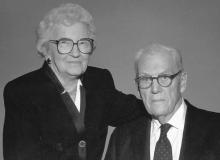 Xenia and J. Irwin Miller