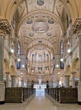 Saint Francis Xavier Church of Lower ManhattanSaint Francis Xavier Church of Lower Manhattan